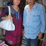 Mahesh Bhatt and Soni Razdan