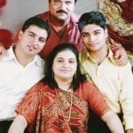 meherzan-mazda-childhood-with-his-family