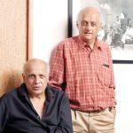 Mukesh Bhatt and Mahesh Bhatt