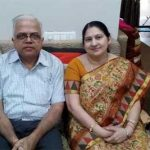 Naman Ojha parents