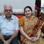 Naman Ojha parents