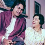 Sunil Dutt with Nargis
