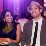 neil-bhoopalam-with-his-wife-nandini-shrikent