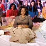 Oprah Winfrey on Meditation