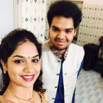 PVNS Rohit with his sister Ravali Paritala