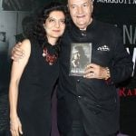 Uma Chopra husband Prem Chopra with her daughter Rakita Chopra