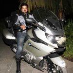 R. Madhavan  BMW K1600 GTL
