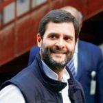 Rajiv Gandhi son Rahul Gandhi