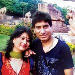 Raju and Shikha Srivastava