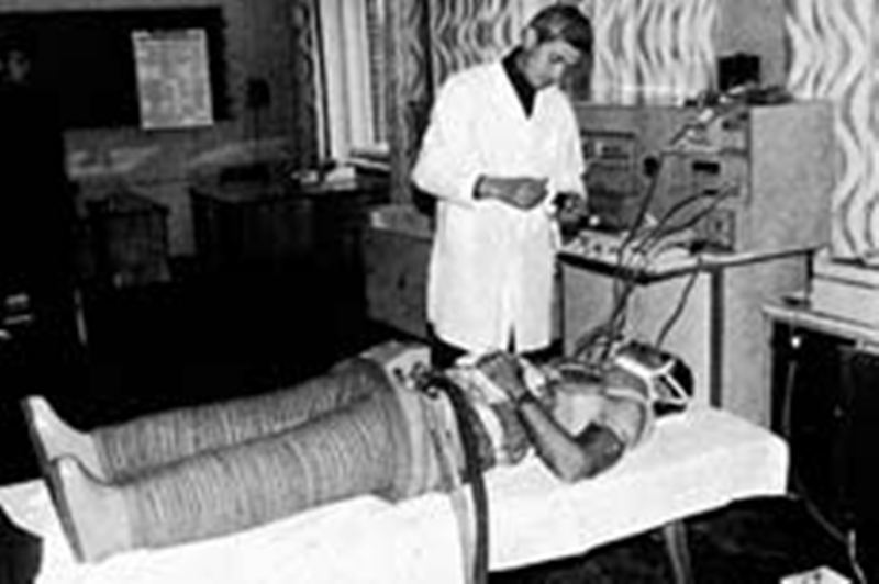 Rakesh Sharma Undergoing His Cosmonaut Training