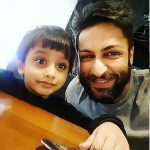 Shaleen Bhanot WIth His Son Jaydon