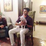 Shreyas Iyer, an animal lover