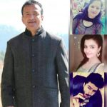 Simran Sharma family