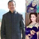 Simran Sharma family