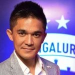 Sunil Chhetri Height, Weight, Age, Affairs, Wife, Biography & More