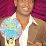 Sunil Pal winner of The Great Indian Laughter Challenge