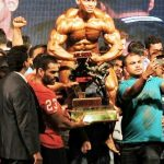 Sunit Jadhav Mr. India 2016