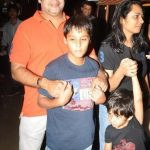 Suresh Menon-with his Wife & Children