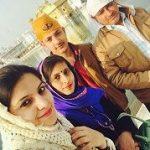 Tanvi Nagi family