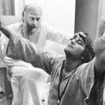 Vinod Khanna with Osho
