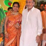 Vinod Khanna with second wife Kavita