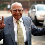 Ram Jethmalani Age, Death, Caste, Wife, Children, Family, Biography & More