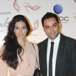 Abhay Deol with his Ex-girlfriend Preeti Desai
