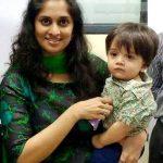 ajith-kumar-wife-shalini-ajith-and-son-aadvik-ajith