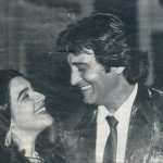 Amrita Singh dated actor Vinod Khanna