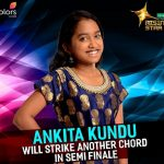 Ankita Kundu in the Risisng Star