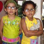 ankita Kundu With Her Sister