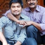 atharvaa-with-his-father-murali