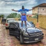 Chris Gayle cars