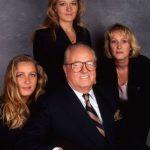 Daughters of jean Marie Le Pen