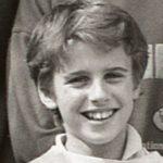 Emmanuel Macron Childhood Photo
