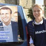 Emmanuel Macron's Daughter Tiphaine Auziere