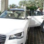 Emraan Hashmi Audi A8