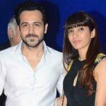 Emraan Hashmi With His Wife