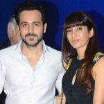 Emraan Hashmi With His Wife
