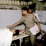 Gulshan Kumar dead body at the morgue