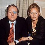 Jean Marie Le Pen With Pierrette Lalanne