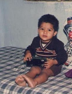 Jr. NTR's Childhood Photo