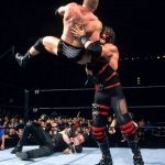 Kane Chokeslam finisher