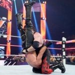 Kane Tombstone Piledriver finisher