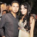 Khushali Kumar with her Ex-husband Nishant Arora