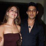 Kim Sharma dated VJ Yudi