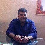 Manan Vohra father Sanjeev Vohra