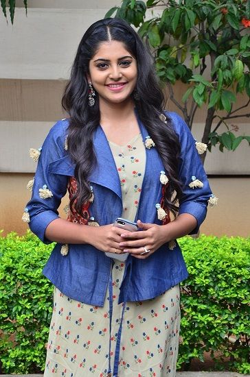 Manjima Mohan Indian actress