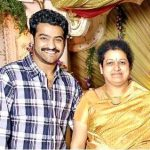 n-t-rama-rao-jr-with-his-mother-shalini-bhaskar-rao