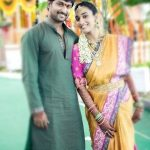 Nani with his wife Anjana Yelavarthy